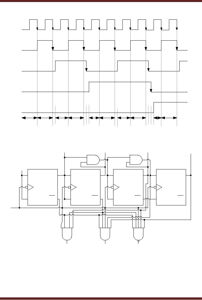 integrated circuit up down decade counter design and applications,