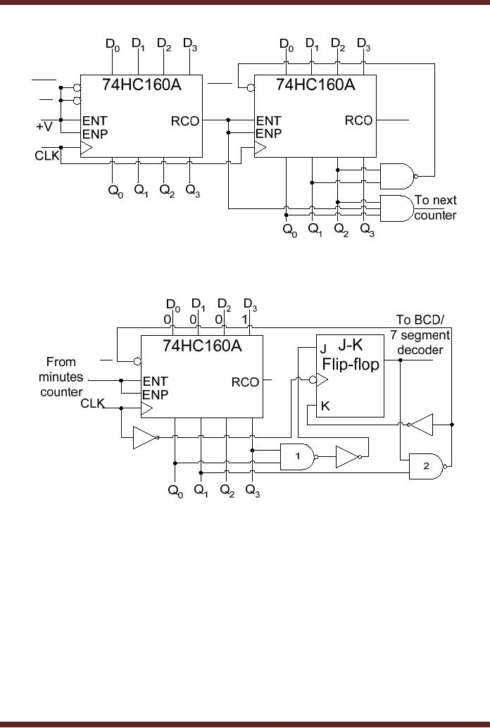 integrated circuit up down decade counter design and applicationscs302 digital logic \u0026 design